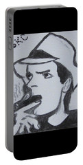 Charlie Sheen Portable Battery Charger