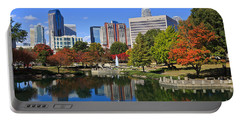 Charlotte North Carolina Marshall Park Portable Battery Charger