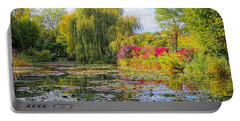 Chasing Monet Portable Battery Charger