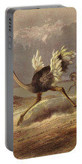 Chasing The Ostrich Portable Battery Charger