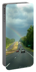 Chasing The Rainbow Portable Battery Charger