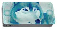 Chasing Wolf Portable Battery Charger