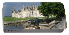 Chateau Chambord Boating Portable Battery Charger