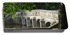 Chateau Chambord Bridge Portable Battery Charger
