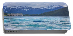 Chateau Lake Louise #2 Portable Battery Charger