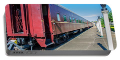 Portable Battery Charger featuring the photograph Chattanooga Choo Choo 1 by Susan  McMenamin
