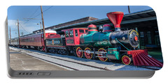 Portable Battery Charger featuring the photograph Chattanooga Choo Choo by Susan  McMenamin