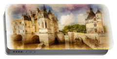 Chenonceau Portable Battery Charger