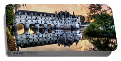 Chenonceau Sunset Portable Battery Charger
