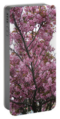 Cherry Blossoms 2 Portable Battery Charger