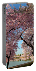 Cherry Blossoms 2013 - 024 Portable Battery Charger