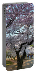 Cherry Blossoms 2013 - 044 Portable Battery Charger