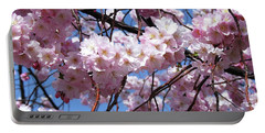 Cherry Blossom Trees Of Branch Brook Park 3 Portable Battery Charger