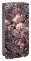 Cherry Blossoms For Lana Portable Battery Charger