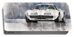 Chevrolet Corvette C3 Portable Battery Charger