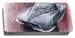 Chevrolet Corvette Sting Ray 1965 Portable Battery Charger