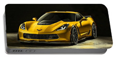 Chevrolet Corvette Z06  Portable Battery Charger