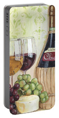 Chianti And Friends Portable Battery Charger