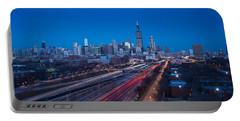 Chicago Panorama Portable Battery Charger