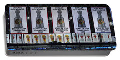 Chicago United Center Banners Portable Battery Charger