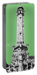 Chicago Water Tower - Apple Portable Battery Charger