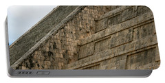 Portable Battery Charger featuring the photograph Chichen Itza by Silvia Bruno