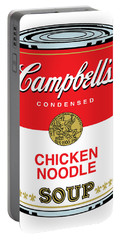 Chicken Noodle Soup Portable Battery Charger