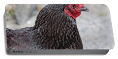 Chicken Profile Portable Battery Charger