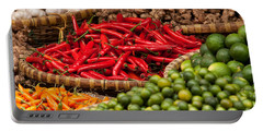 Chillies 01 Portable Battery Charger