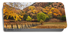 Chimayo Hills Portable Battery Charger