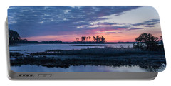 Chincoteague Wildlife Refuge Dawn Portable Battery Charger