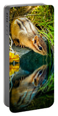 Chipmunk Reflection Portable Battery Charger