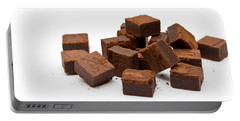 Chocolate Brownies Portable Battery Charger