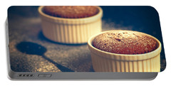 Chocolate Souffles Portable Battery Charger