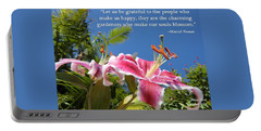 Choose Your Quote Choose Your Picture 17 Portable Battery Charger