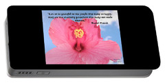 Choose Your Quote Choose Your Picture 4 Portable Battery Charger
