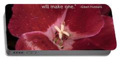 Choose Your Quote Choose Your Picture 8 Portable Battery Charger