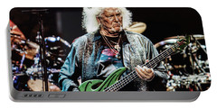 Chris Squire From Yes Portable Battery Charger