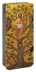 Christ And The Apostles Portable Battery Charger