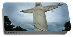 Christ Of The Ozarks Portable Battery Charger