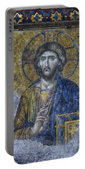 Christ Pantocrator IIi Portable Battery Charger