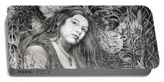 Christan Portrait Portable Battery Charger