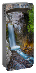 Christine Falls And Bridge Portable Battery Charger