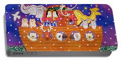 Christmas Ark Portable Battery Charger