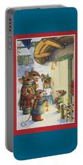 Christmas Carols Portable Battery Charger