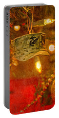Christmas Cover  Portable Battery Charger by Susan  McMenamin