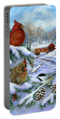 Christmas Creek Portable Battery Charger