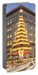 Christmas In Pittsburgh  Portable Battery Charger