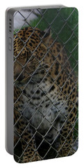 Christmas Leopard II Portable Battery Charger