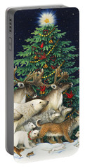 Christmas Parade Portable Battery Charger